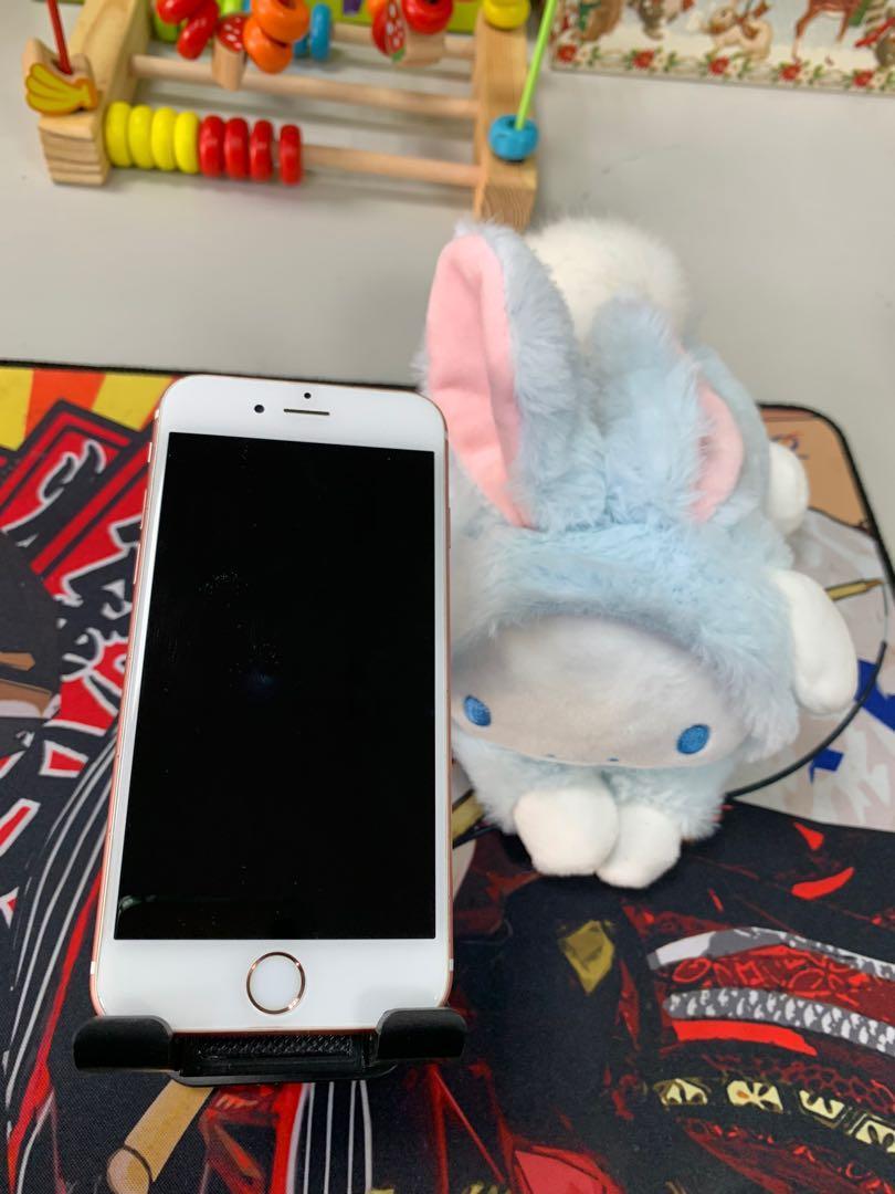 二手IPHONE 6S 4.7  玫瑰金 32G 2018年製