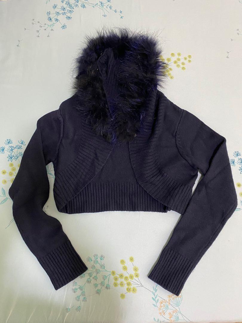 IROO短板針織外套 #年終