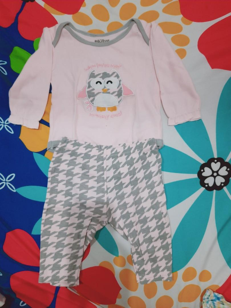 Jumper set baby girl 3-6m