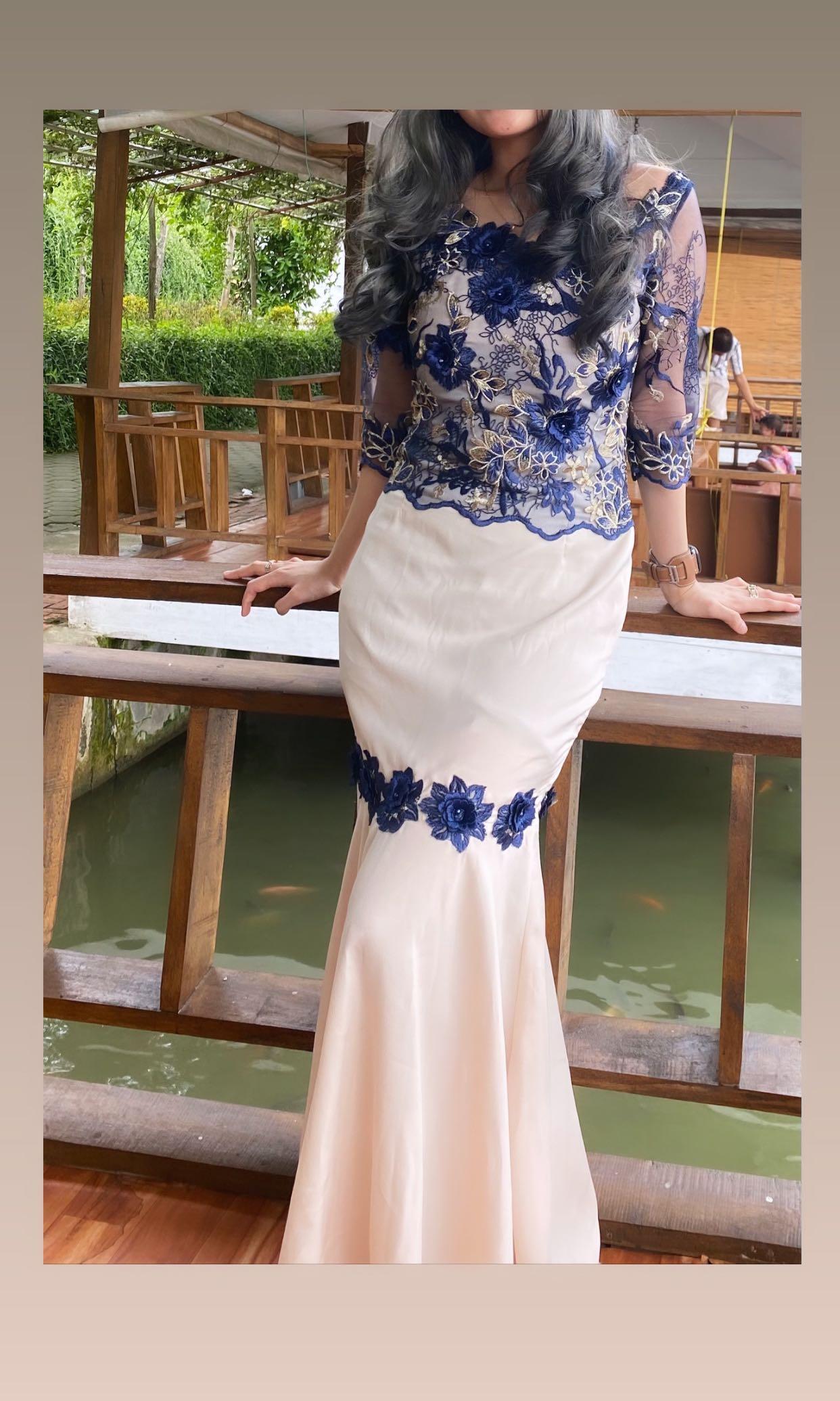 Kebaya Dress Kebaya Set Payet