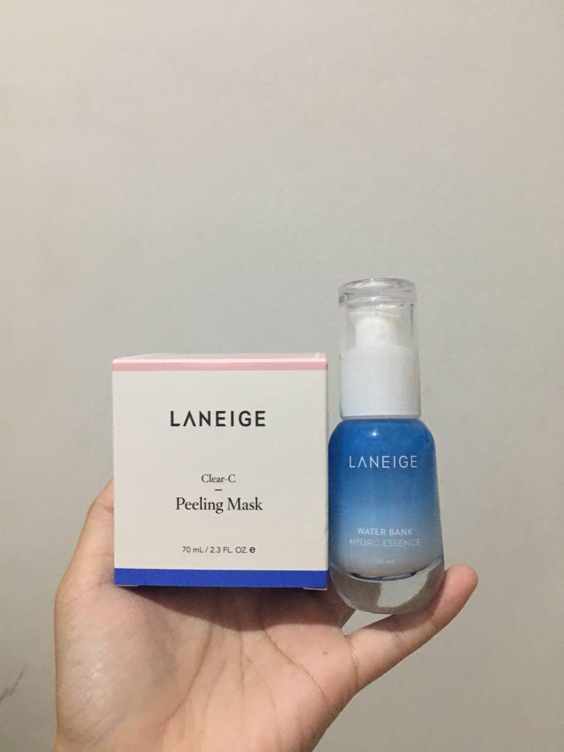 Laneige Clear C Peeling Mask free gift