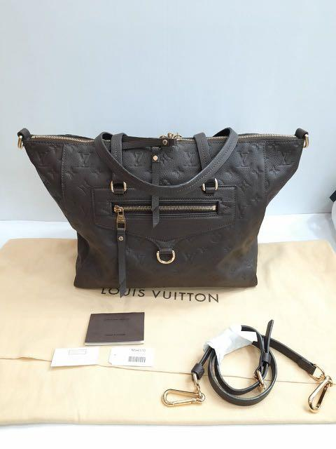 Louis Vuitton Handbag Empriente Brown