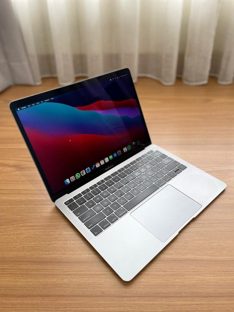 Macbook Air Retina 2018 Space Grey 8GB / 128 GB