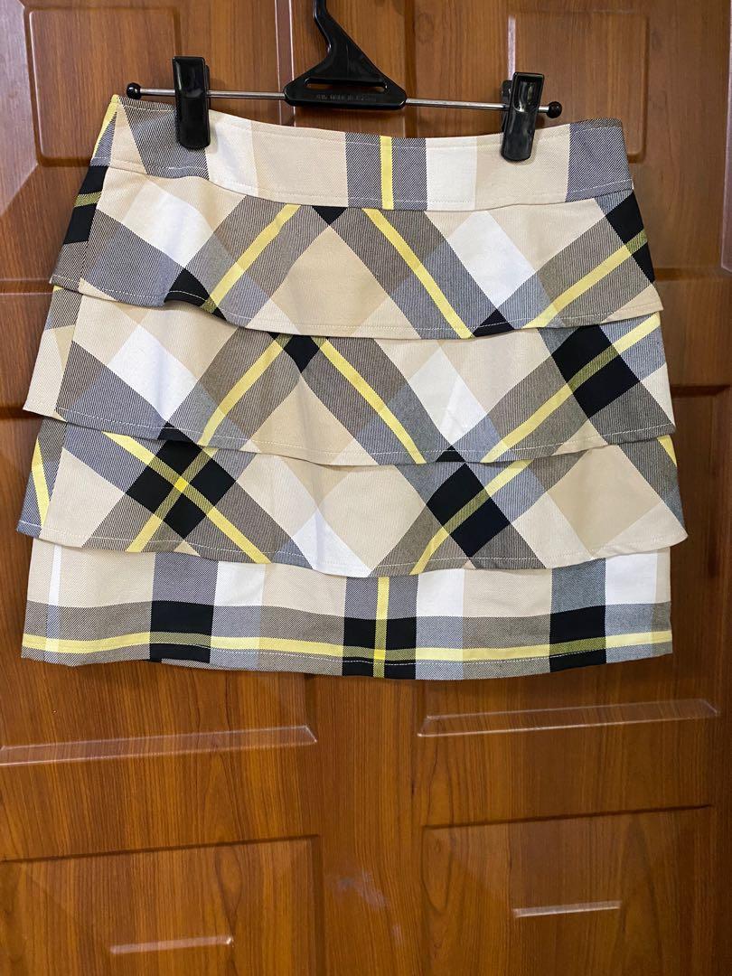 Matsumi格紋裙