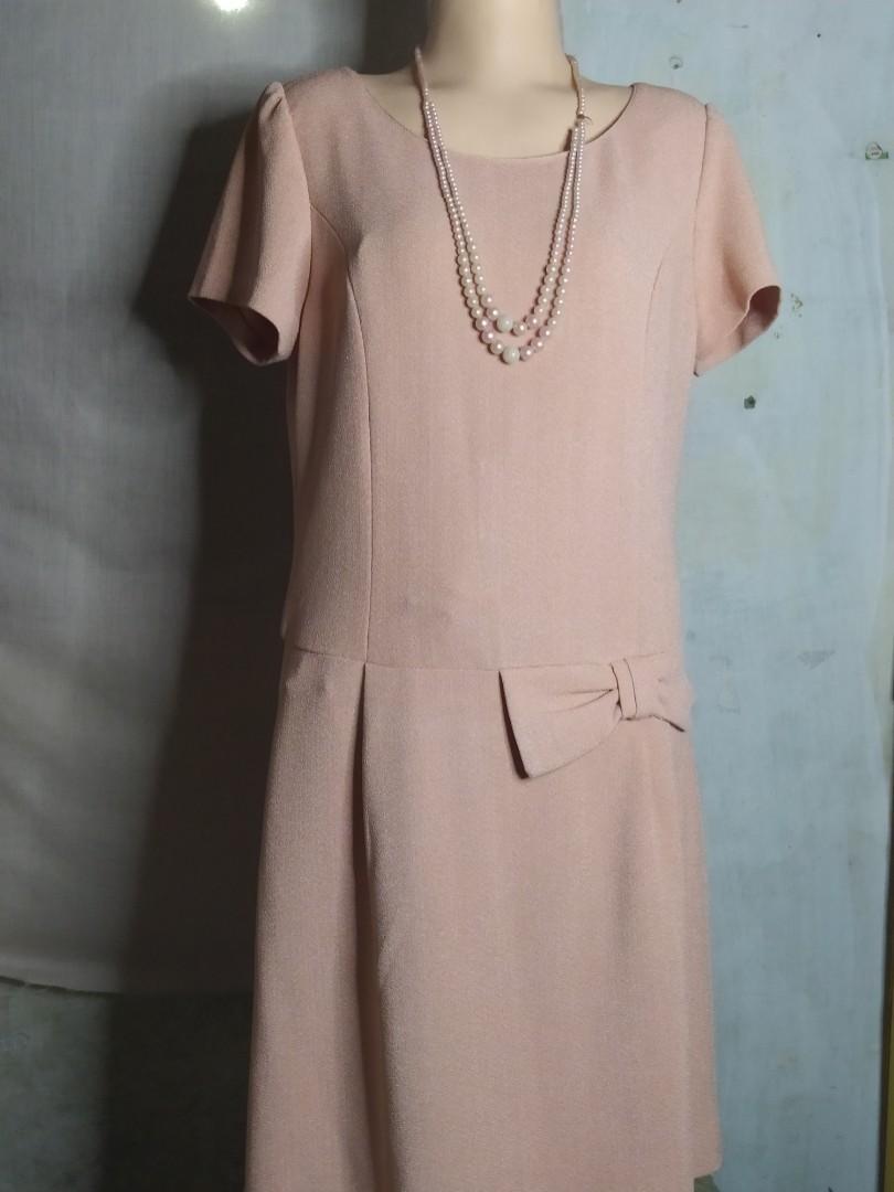 Mididress Pink Premium