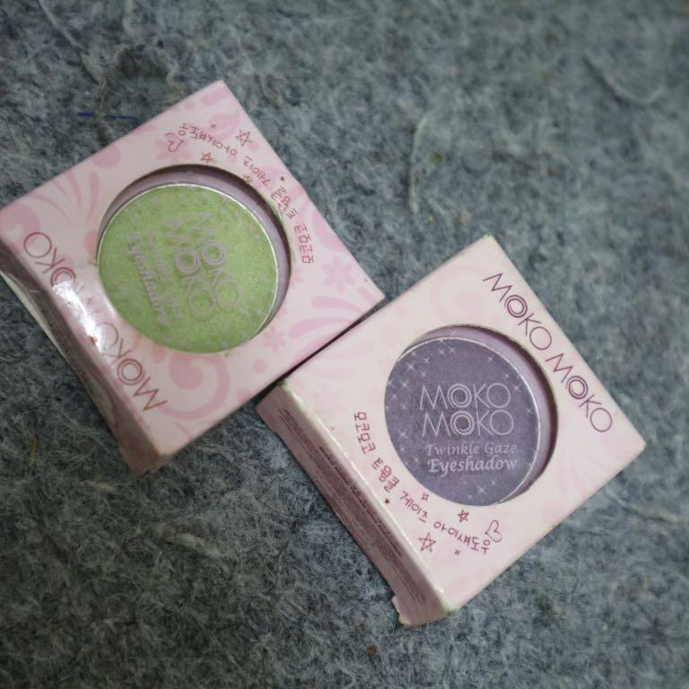 Moko Moko EYESHADOW  (dapat 2 item)