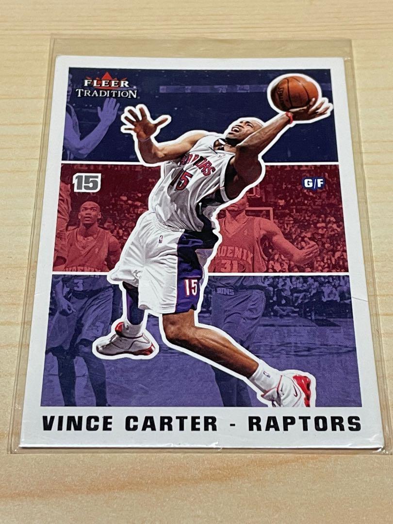 NBA Vince Carter 卡特 飛人 球員卡 暴龍