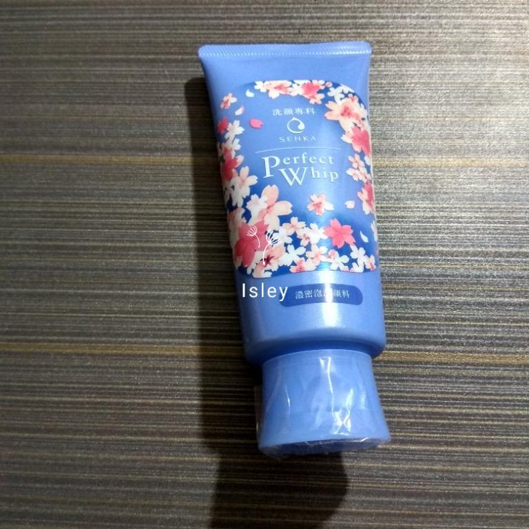 [NEW] SENKA Perfect Whip Sakura 120 g