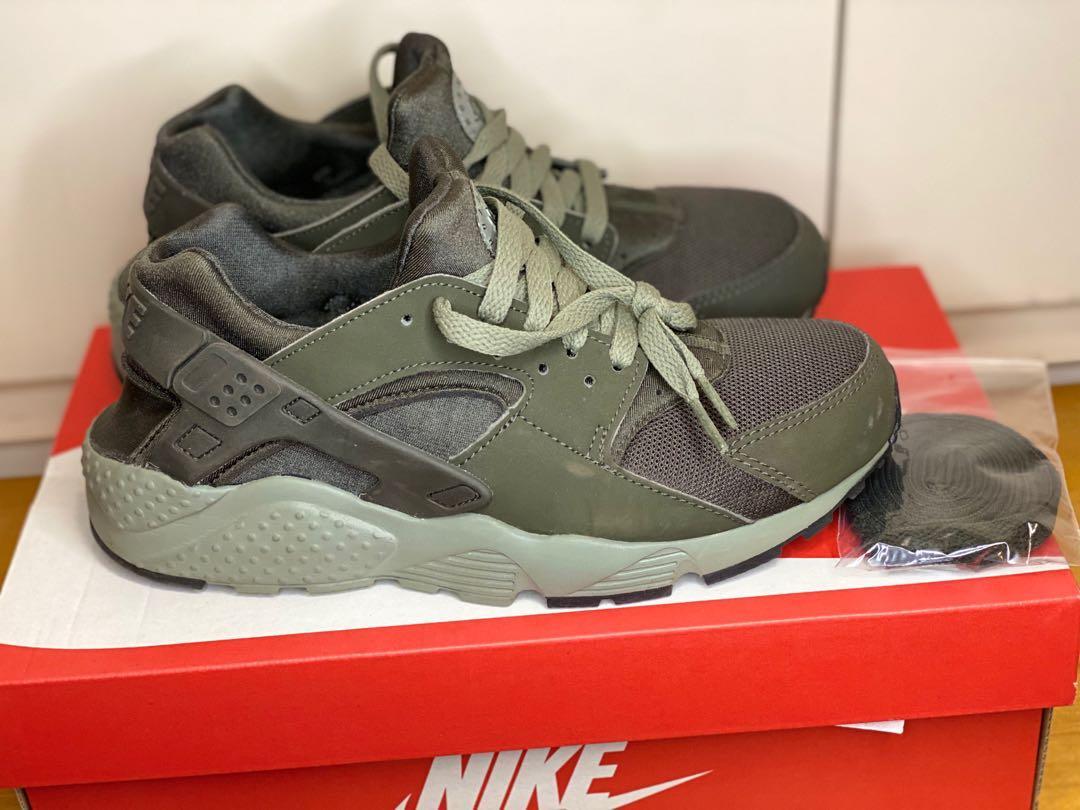 Nike Huarache - Green
