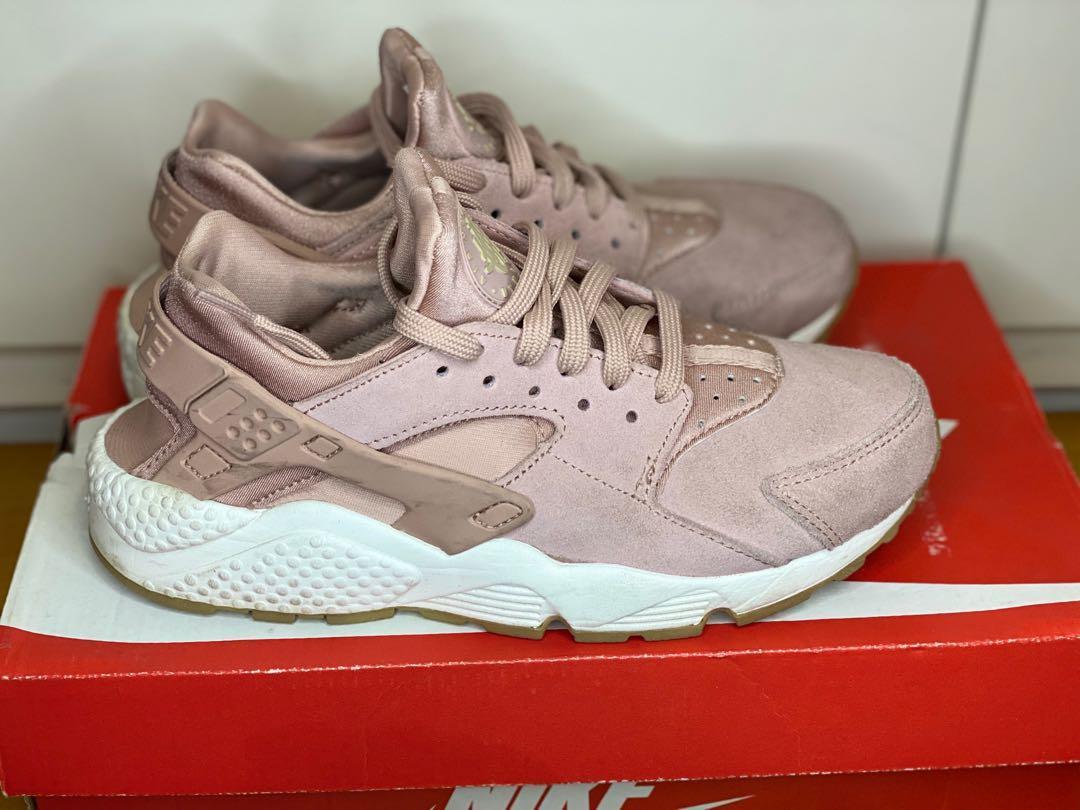 Nike Hurache Run - Pink