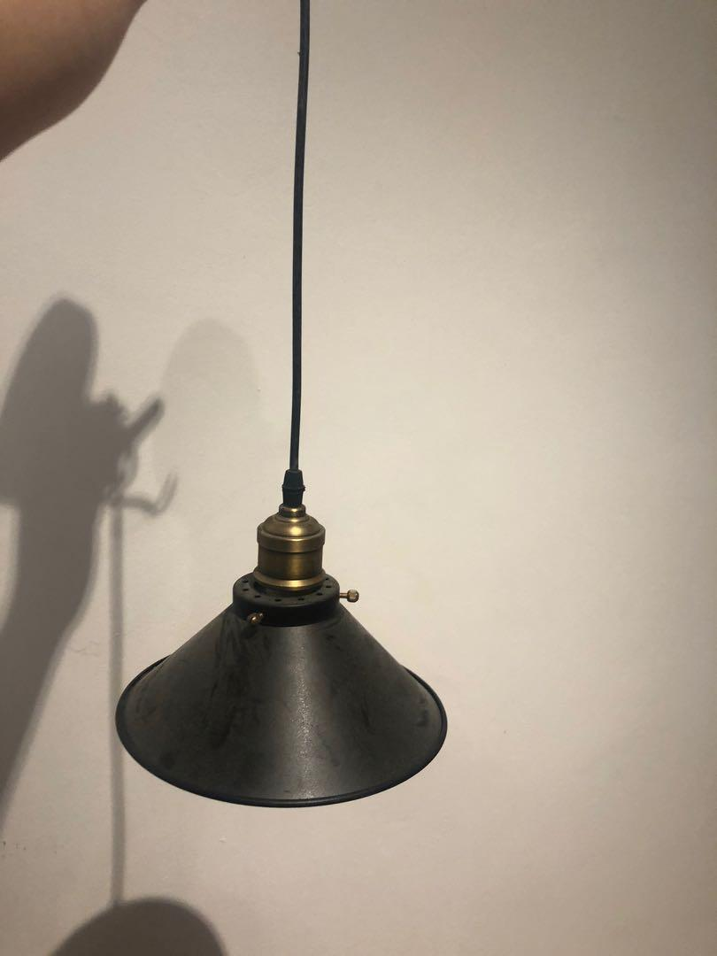 Pendant Light Dining Light Ikea Light Home Furniture Home Decor On Carousell