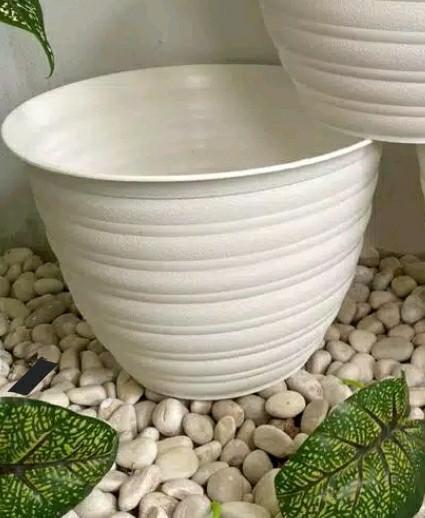 Pot Bunga motif tawon SSA 24