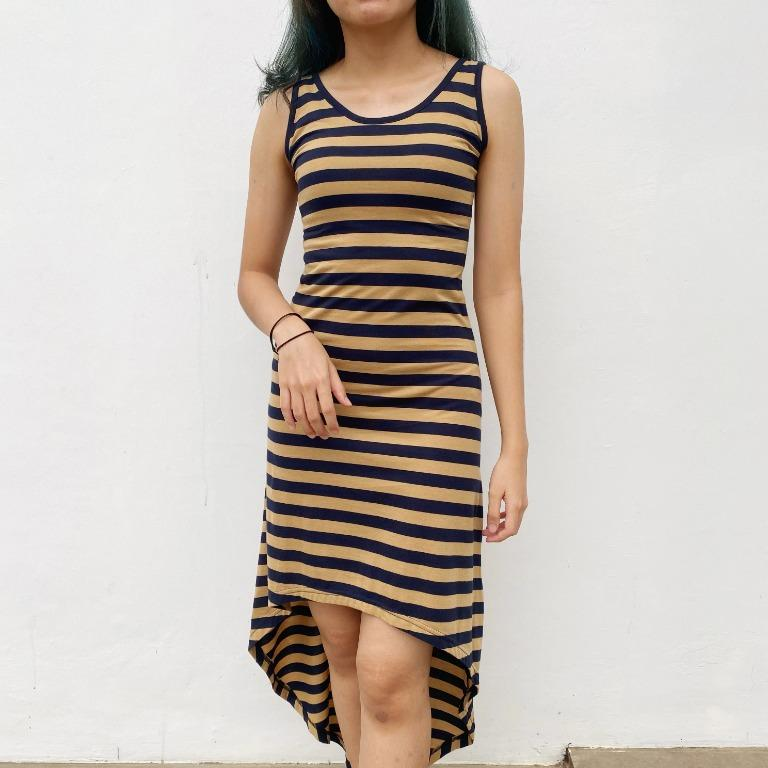 [PRELOVED] Casual 'Bodycon' Dress - Colorbox