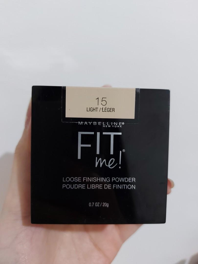 Maybelline Fit Me Loose Powder - Light