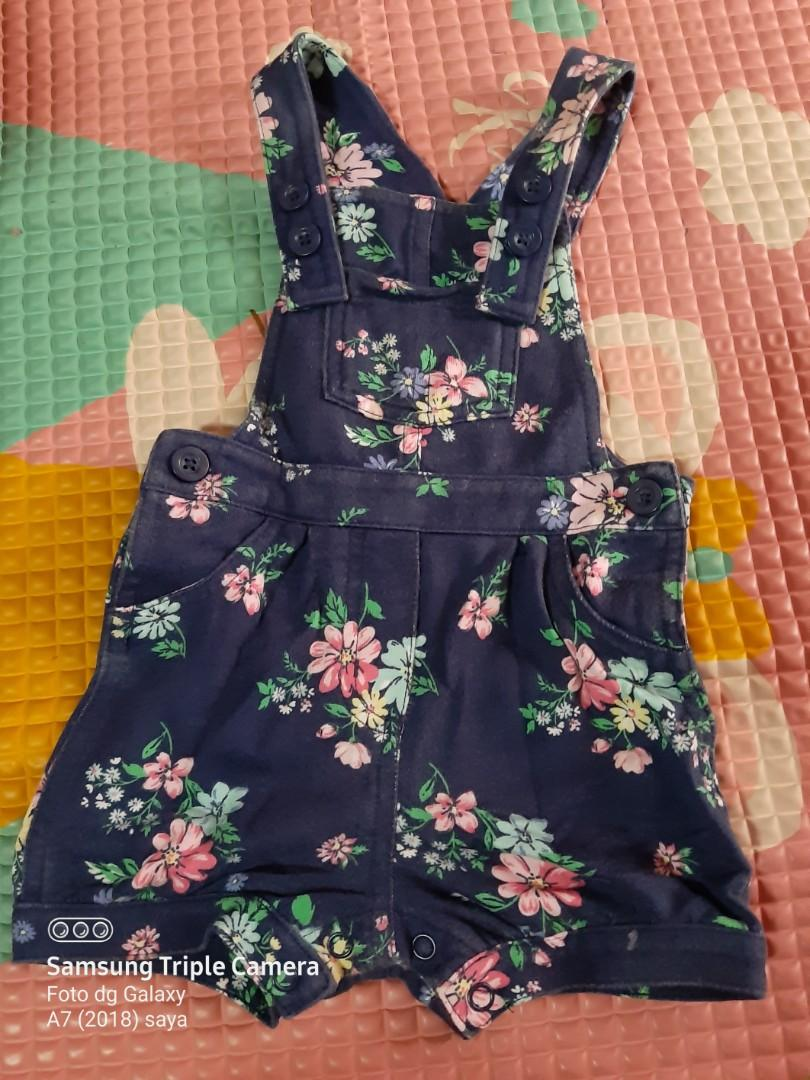 Preloved overall baby carters