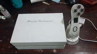 RF & EMS Beauty Machine Instrument