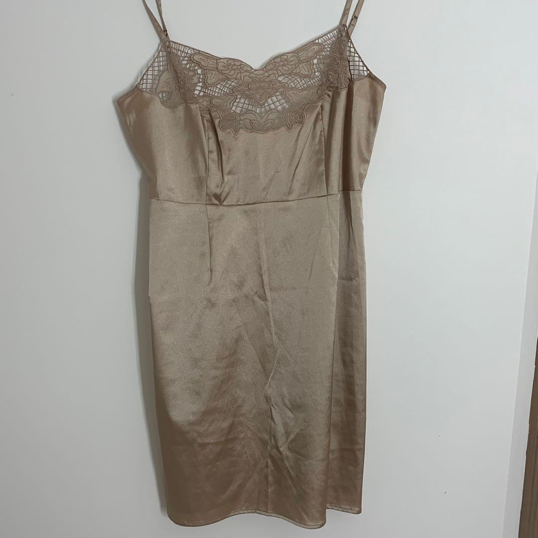 Satin/Silk Dress