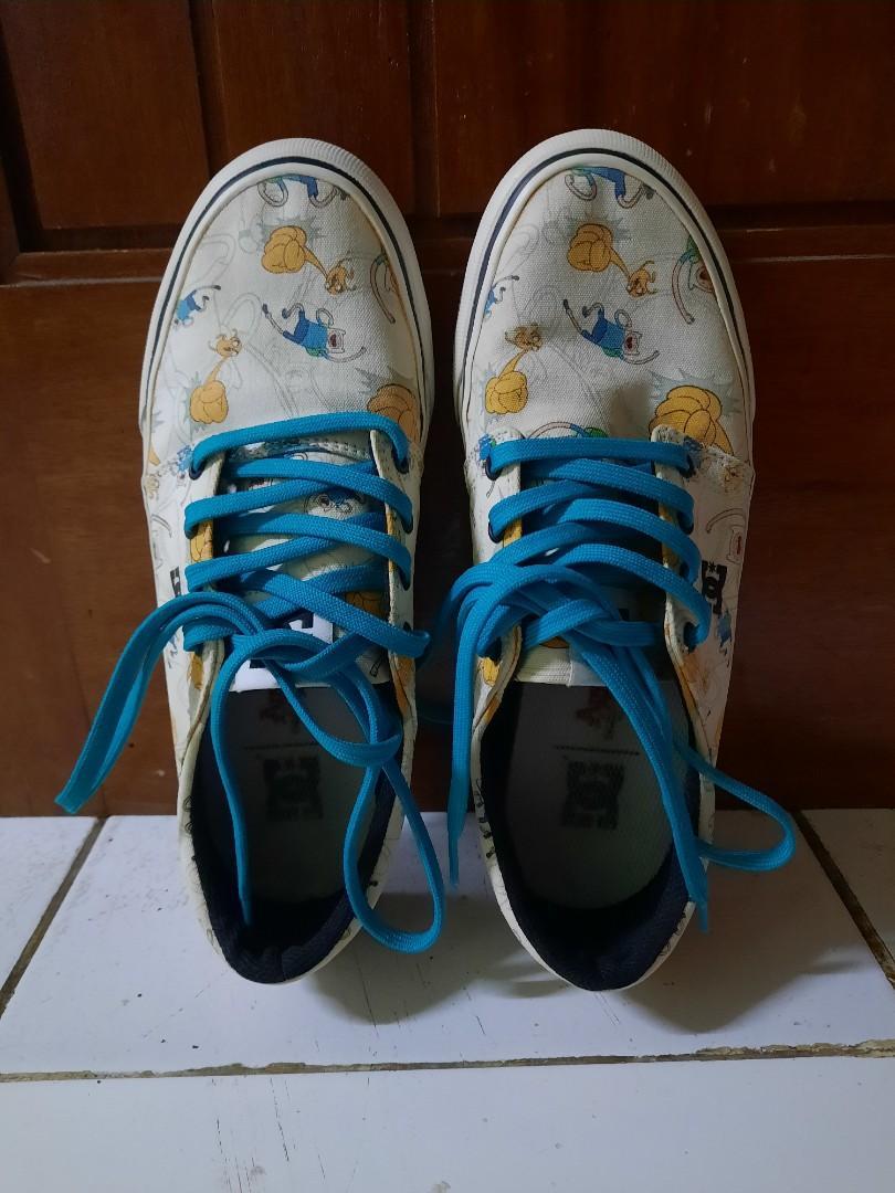 Sepatu DC x Adventure Time