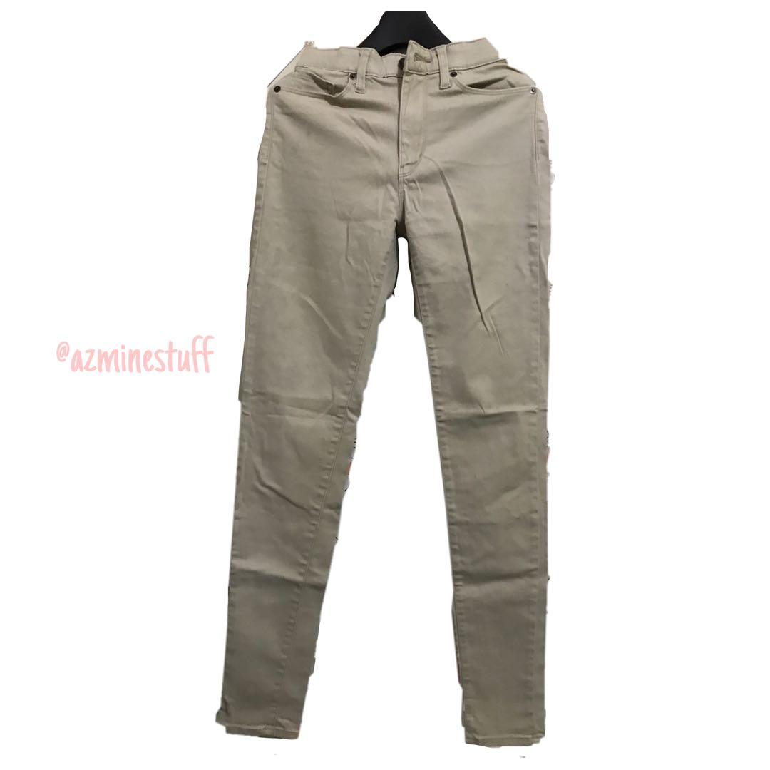 Skinny Color Jeans Wanita