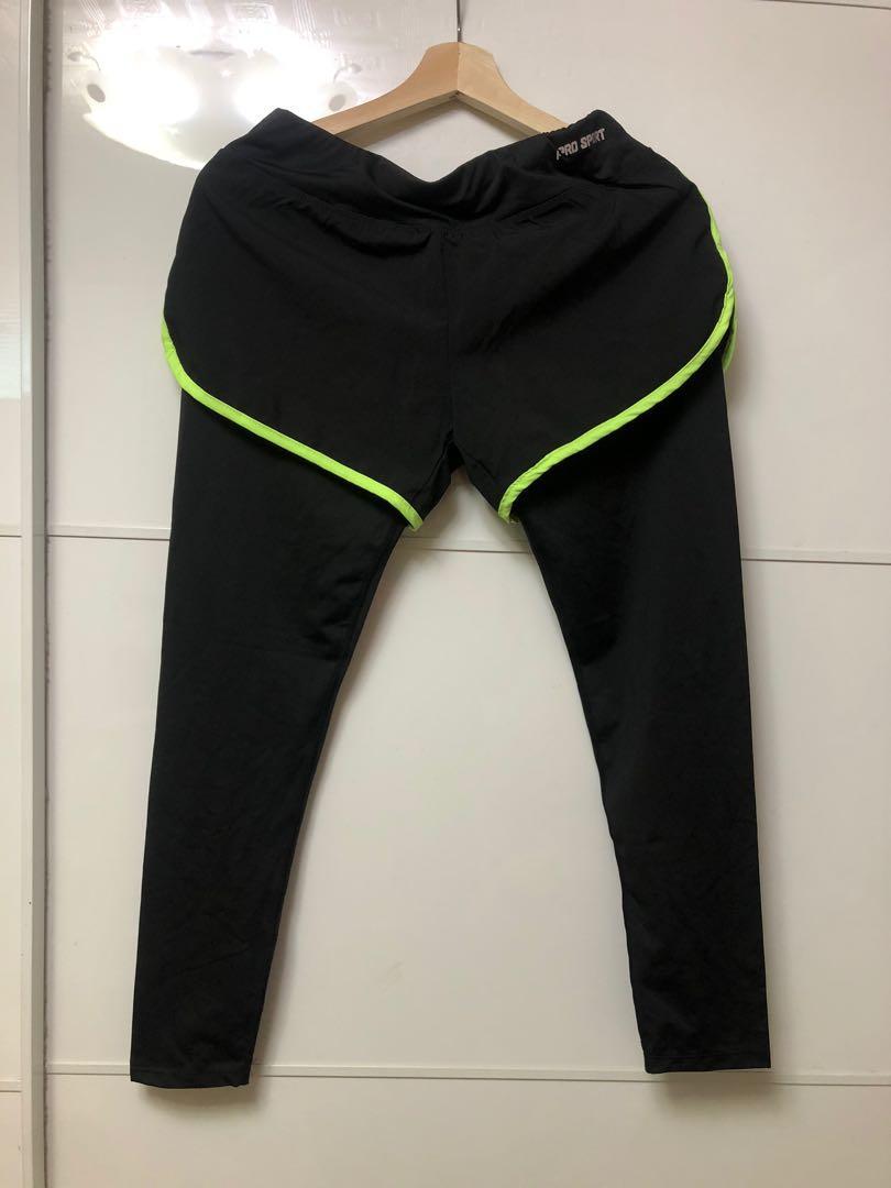 Sport pro運動機能褲
