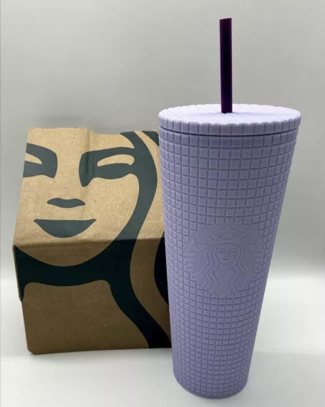Starbucks Lilac Cold Cup