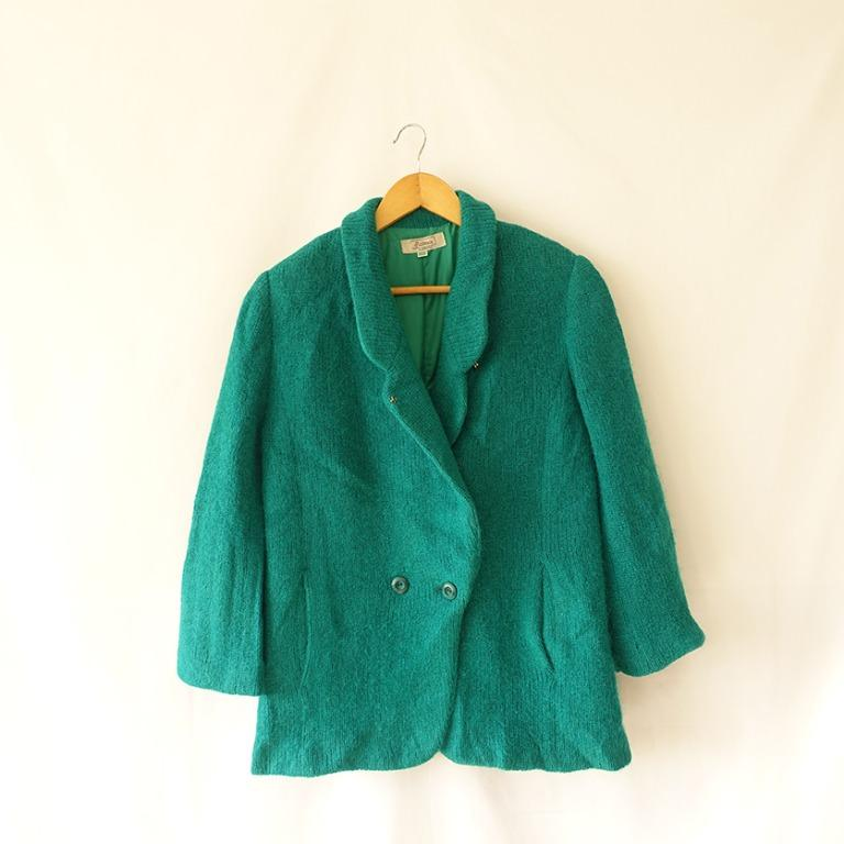 小草古著潮/vintage/日本品牌/復古外套1