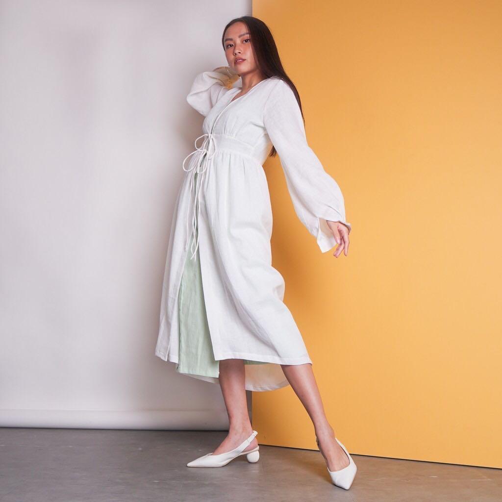 white outwear