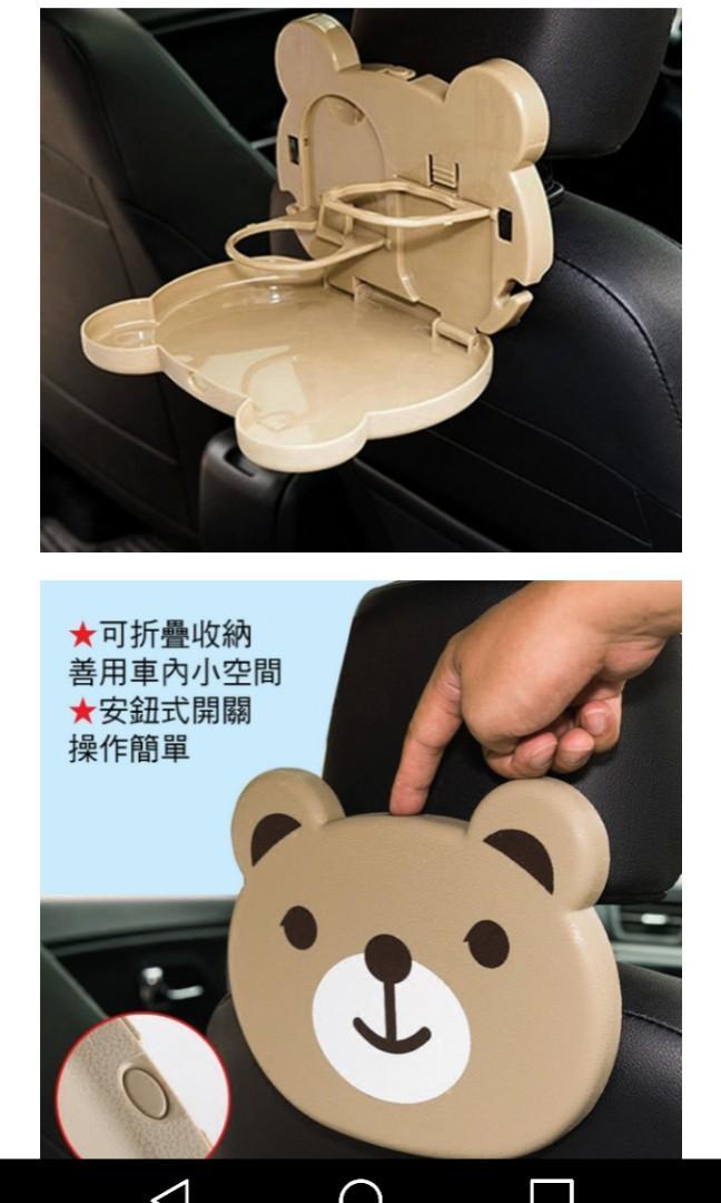 小桌子-小熊