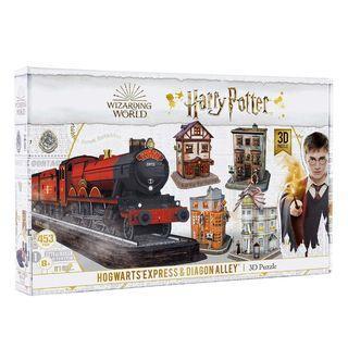 [🇺🇸美國直送] Harry Potter 3D Puzzle 哈利波特 3D 拼圖