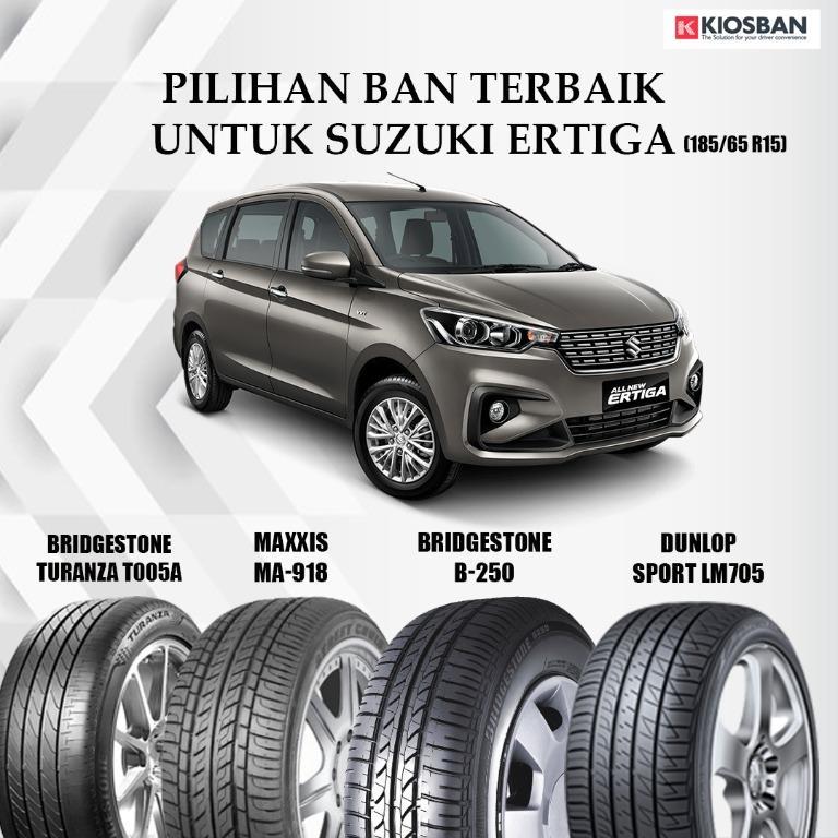 Ban Mobil Suzuki Ertiga