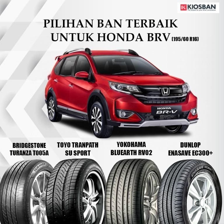 Ban Mobil Untuk Honda BRV