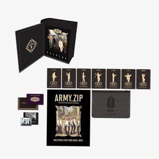 BTS 7th Term ARMY Kit (CHECK DESCRIPTION)