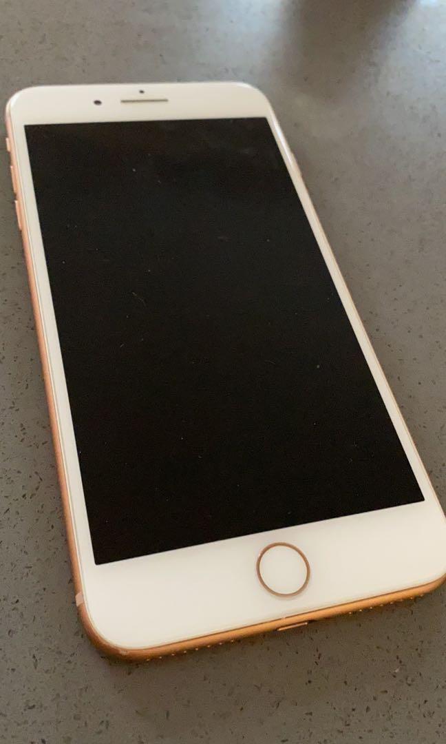 iPhone 8 Plus (64GB - Unlocked)