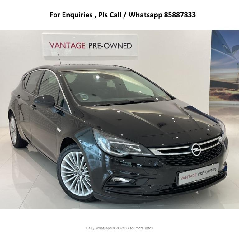 Opel Astra 1.0 Hatchback Easytronic (A)