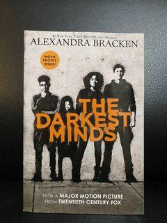 PAPERBACK The Darkest Minds