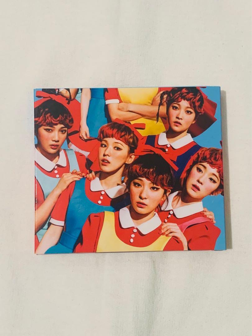 Red Velvet- The Red Album