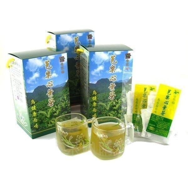 台東香芭樂心茶葉!喝出健康好生活