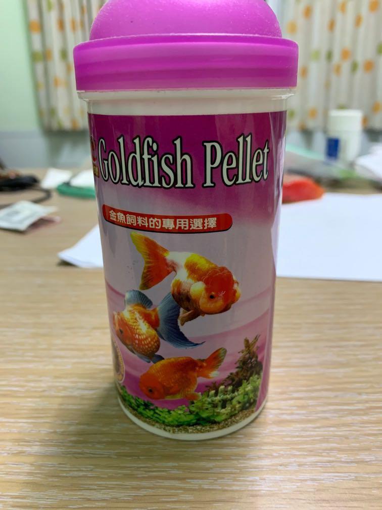 博士巧思 養殖魚 金魚專用高級飼料