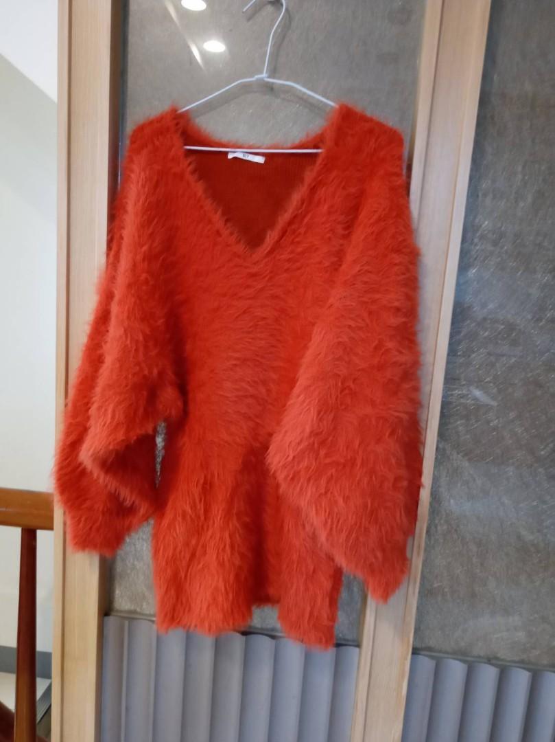 近新 日本專櫃SLY溫柔毛海毛衣