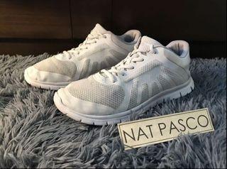 Champion White Running Shoes