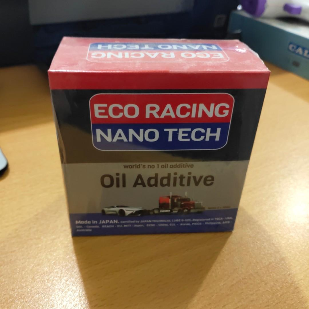 ECO RACING Nano tech Oil Additive