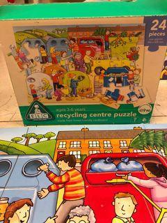 ELC Recycling Centre Puzzle