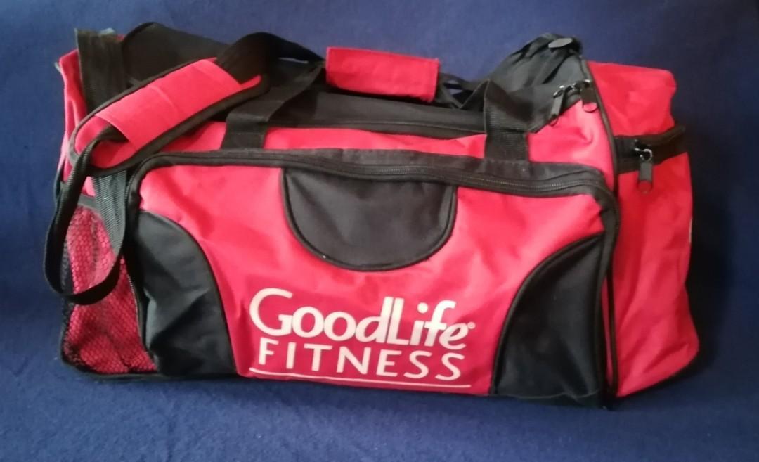 Goodlife Fitness Duffle Bag
