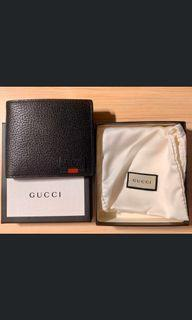 Gucci小配色logo短夾 vintage