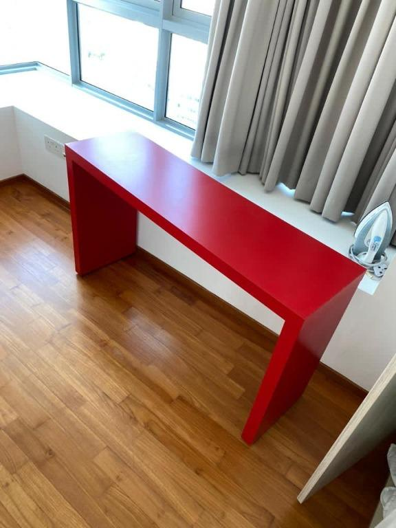Ikea Malm Occasional Table Furniture Tables Chairs On Carousell