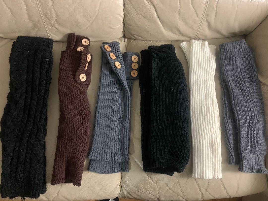 Leg warmers $5 a pair