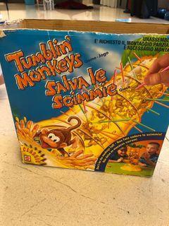 Mattel Tumblin' Monkeys