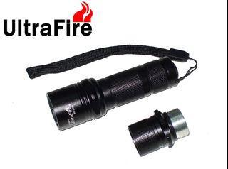 {MPower} UltraFire WF-503A 美國名廠 Cree XP-L V6 1000流明 LED Flashlight 電筒 - 原裝行貨