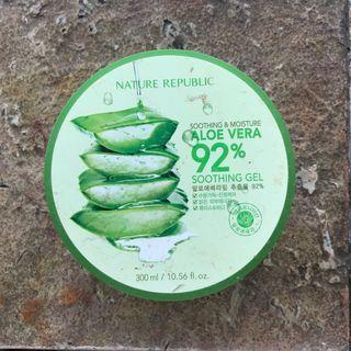 Nature Republic Aloe Vera Soothing Gel