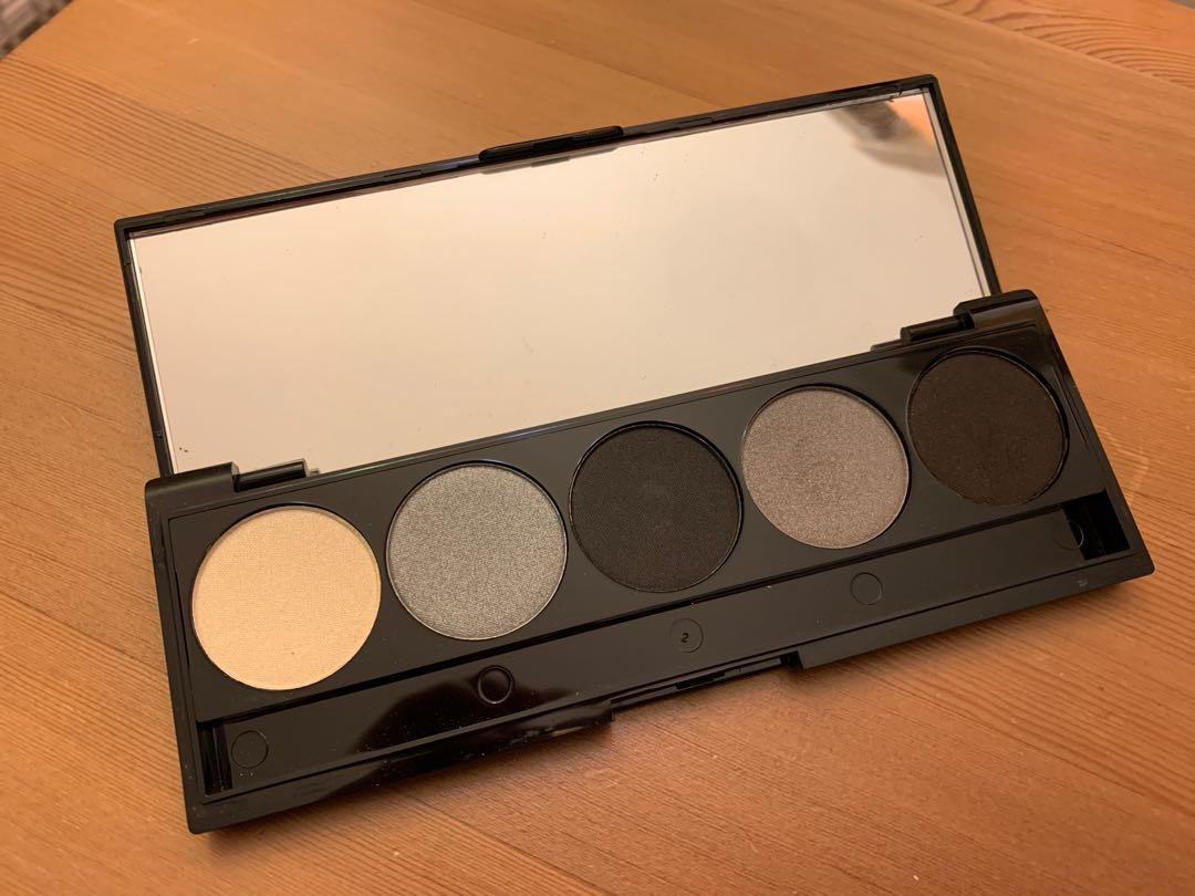 NYX 5 Color Shadow Palette